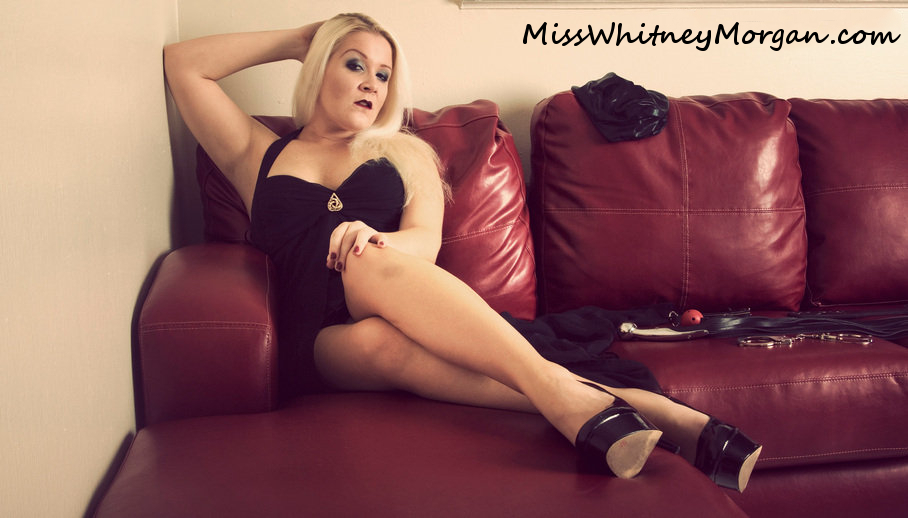 Miss Whitney Morgans Membership Site